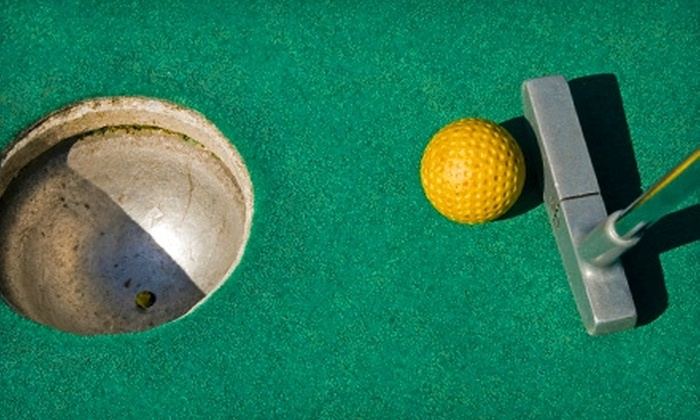 USA Mini Golf - Opelika: $79 for a Mini-Golf Party ($159 Value) or $8 for Three Rounds of Mini Golf (Up to $16.50 Value) at USA Mini Golf