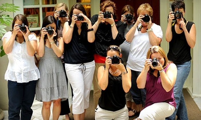 Click Workshops - Atlanta: Photography Class at Click Workshops. Three Class Options Available.