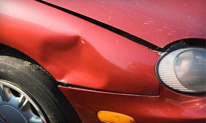 Petersen's Auto Body - Schaumburg: $95 for $200 Worth of Dent Repair and Scratch Removal at Petersen's Auto Body in Schaumburg