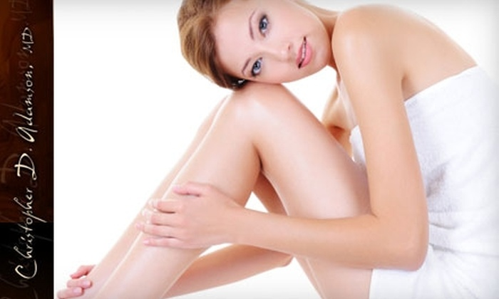 Adamson Plastic Surgery, PA - Maxfield Commerce Park: $89 for Six Laser Hair-Removal Treatments at Adamson Plastic Surgery in Sarasota (Up to $750 Value)