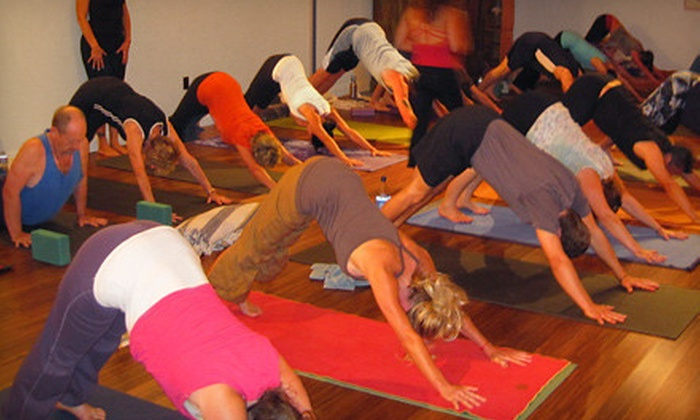 Living Yoga Center - Old Town Temecula: $48 for 10 Classes at Living Yoga Center in Temecula ($120 Value)