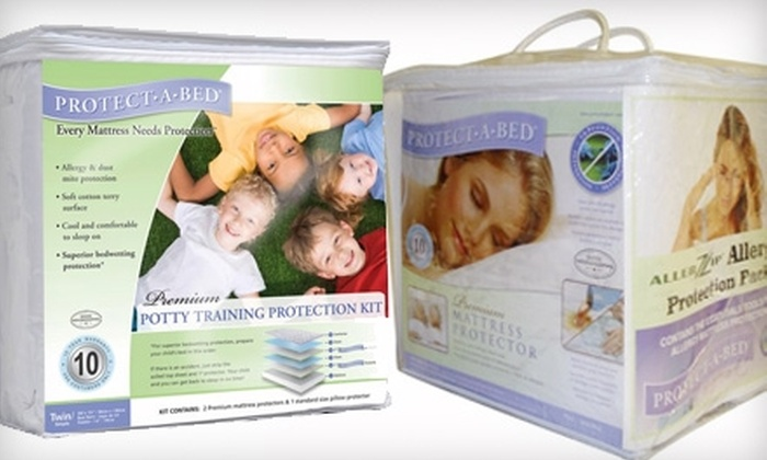 Protect-A-Bed: $75 for $150 Worth of Mattress Protectors from Protect-A-Bed