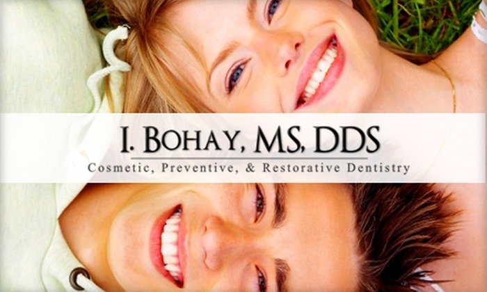I. Bohay, DDS - Warren: $49 for an Initial Dental Exam, Basic Cleaning, and Consult Plus Digital X-rays from I. Bohay, DDS