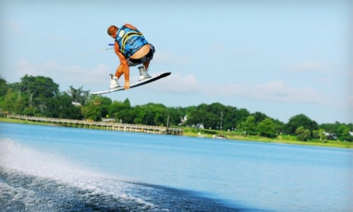 Golden State Wake - Inland Empire: $150 for Two Hours of Wakeboarding Lessons for Up to Three People from Golden State Wake (Up to $1,050 Value)