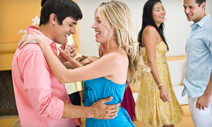 The Dance Place  - The Dance Place Fort Worth: $39 for 10 Dance Classes at The Dance Place in Grapevine ($150 Value)