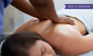The Saguaro Spa at the Saguaro Hotel: 60- or 90-Minute Massage or Facial with Two Pool Passes at The Saguaro Spa at the Saguaro Hotel (Up to 52% Off)