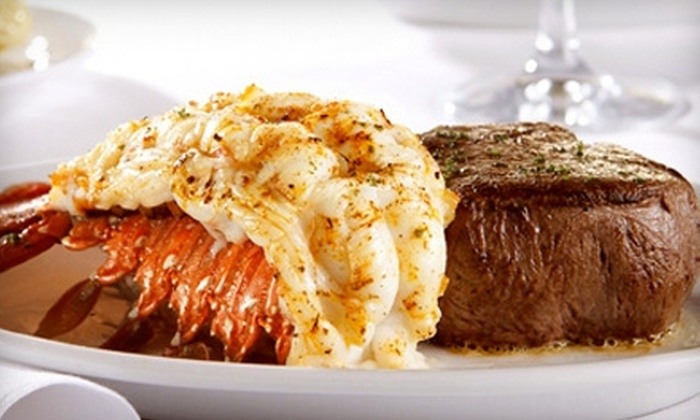 Oscar's Steak and Seafood - Manchester: $15 for $30 Worth of Fine Dining Sunday–Thursday at Oscar's Steak and Seafood (or $12 for $25 Worth Friday–Saturday) in Warm Springs