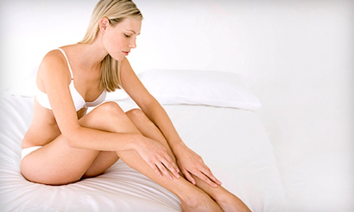 Serenity Med Spa - Woodstock: One or Two Spider-Vein-Removal Treatments with Consultation at Serenity Med Spa in Woodstock (Up to 70% Off)