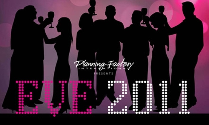 Eve 2011 - Wilmington: $120 for One VIP Ticket to the Eve 2011 New Year's Eve Party Hosted by Planning Factory International