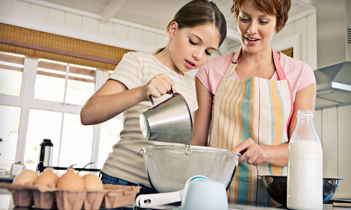Healthy Hands Cooking - Northwest Columbia: $20 for a Two-Hour Kids' Cooking Class at Healthy Hands Cooking ($45 Value). 10 Dates Available.