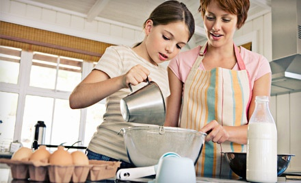 2-Hour Kids' Cooking Class on Sat., April 21, 10am12pm (a $45 value) - Healthy Hands Cooking in Ballentine