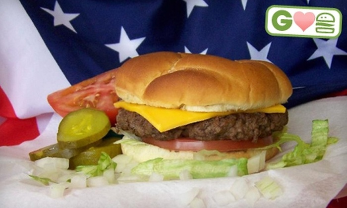 Big Larry's Burgers - Valley Center: $5 for $10 Worth of American Fare at Big Larry's Burgers in Valley Center