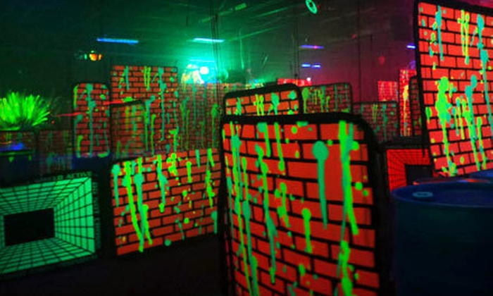 Laser Storm Pittsburgh - Pittsburgh: $30 for 10 Games of Laser Tag and 20 Gaming Tokens at Laser Storm Pittsburgh (Up to $65 Value)
