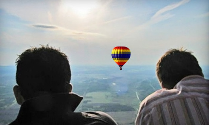 Sundance Balloons - Murrayville: Hot Air Balloon Ride on a Weekday Morning, Weekday Evening, or Anytime from Sundance Balloons (Up to 51% Off)