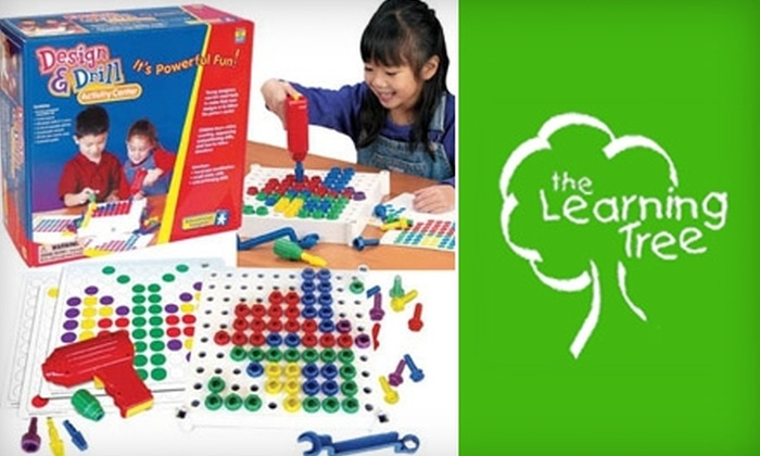 The Learning Tree - Multiple Locations: $10 for $20 Worth of Educational Toys and Gifts at The Learning Tree