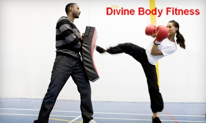 Divine Body Fitness - Lutherville - Timonium: $18 for Five Classes at Divine Body Fitness in Timonium ($75 Value)