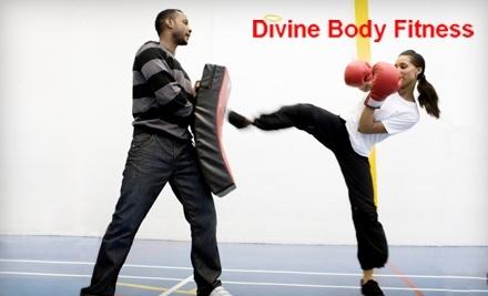 Divine Body Fitness - Divine Body Fitness in Timonium