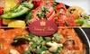 Viceroy of India Restaurant - Multiple Locations: $10 for $25 Worth of Indian Cuisine at Viceroy of India or Shikara. Choose from Three Locations.