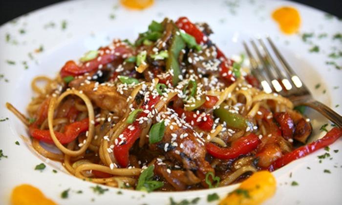 Bravo Pastaria Italian Restaurant - East Roseville Parkway: Dinner for Four or Italian Cuisine at Bravo Pastaria Italian Restaurant in Roseville