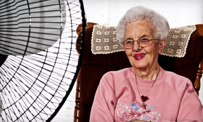 Family Eldercare - Austin: If 30 People Donate $15, Then Family Eldercare Can Provide 30 Fans to Those Most Vulnerable to Extreme Heat Exposure