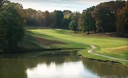 Christmas Lake Golf Course - Christmas Lake Golf Course in Santa Claus