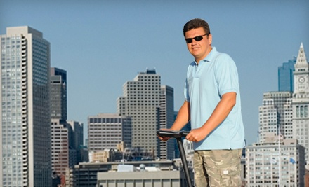 1-Hour Segway Tour of Boston for 1 (a $60 value) - Boston By Segway in Boston