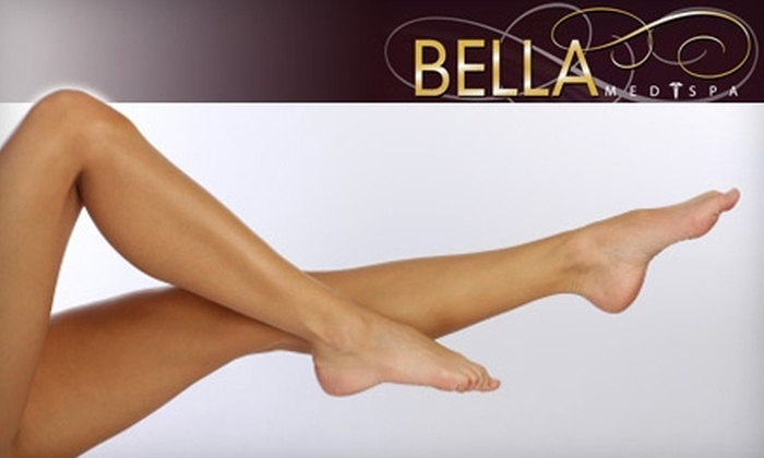 Bella MedSpa - Northwood Village: $99 for Two Spider Vein Treatments at Bella MedSpa ($600 Value)