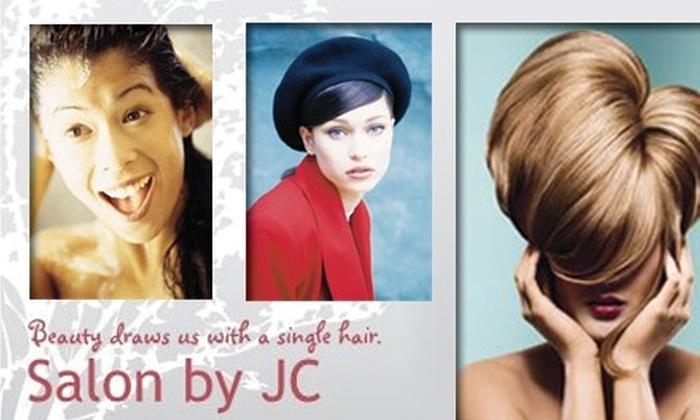 Salon By JC - Northwest Side: $25 for $55 Worth of Salon Services at Salon by JC