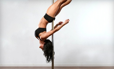 Five-Class Pass for Pole Dancing or Zumba - TML... Turn Me Loose Fitness in Raleigh
