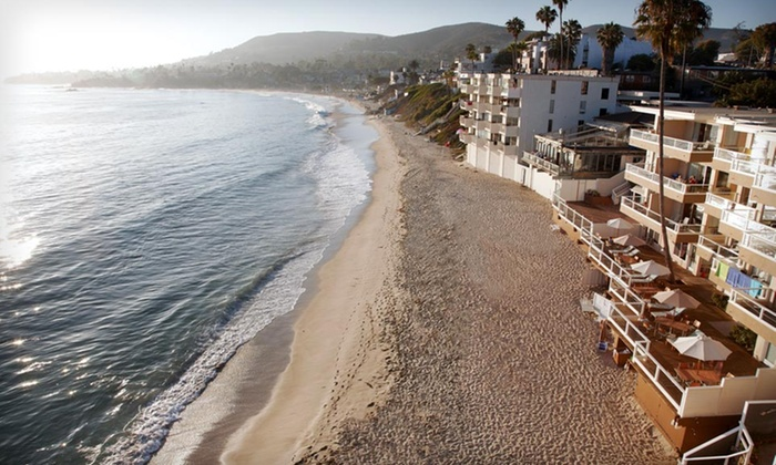Pacific Edge Hotel, a Joie de Vivre Hotel - Laguna Beach: One-Night Stay for Two in a Beachfront or Village Room at Pacific Edge Hotel in California