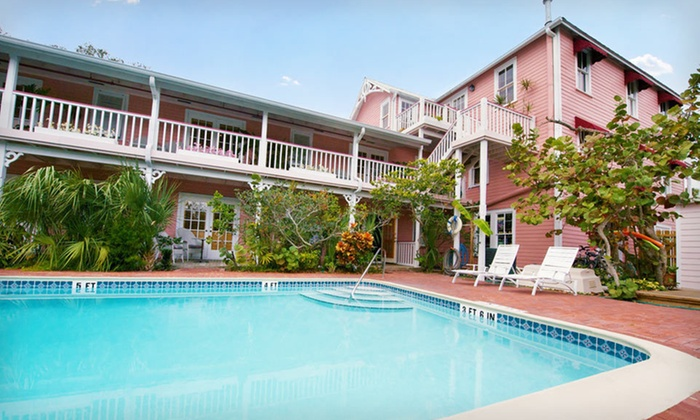The Riverview Hotel - New Smyrna Beach, FL: One-Night Stay for Two at The Riverview Hotel and Spa in Florida