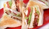 The Little Food Cafe (NEVER RUN-HORRIBLE MERCHANT) - Hillcrest: Café Fare for Lunch or Dinner for Two or Four People from The Little Food Cafe in Pompton Plains (Up to 61% Off)