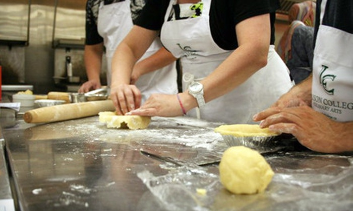 Liaison College Durham Campus - Whitby: Recreational-Cooking or Pastry-Making Class at Liaison College Durham Campus in East Whitby (Up to 56% Off)