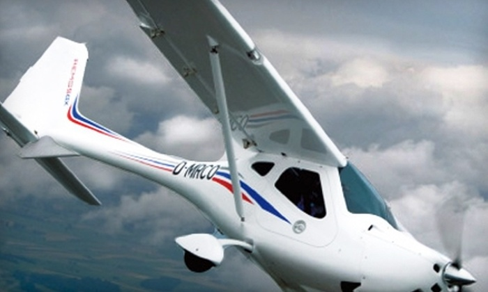 Pilot Journey: $75 for a Discovery Flight and Ground Lesson from Pilot Journey ($149.95 Value)