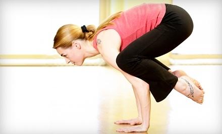 Rishi's Crossing Yoga Studio - Rishi's Crossing Yoga Studio in Denver