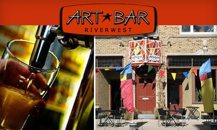 Art Bar - Riverwest: $30 Worth of Creative Libations at Art Bar