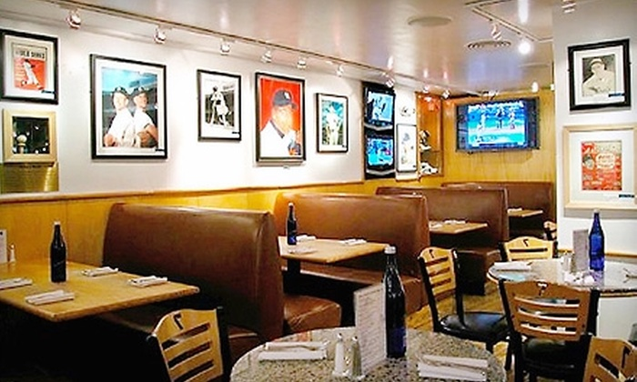 Mickey Mantle's Restaurant & Sports Bar - Midtown Center: $25 for $50 Worth of Pub Fare at Mickey Mantle's Restaurant & Sports Bar