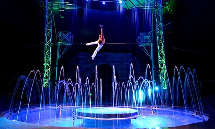 Cirque Italia for One Child or Adult at Mississippi Valley Fairgrounds on May 8–10 (Up to 41% Off)