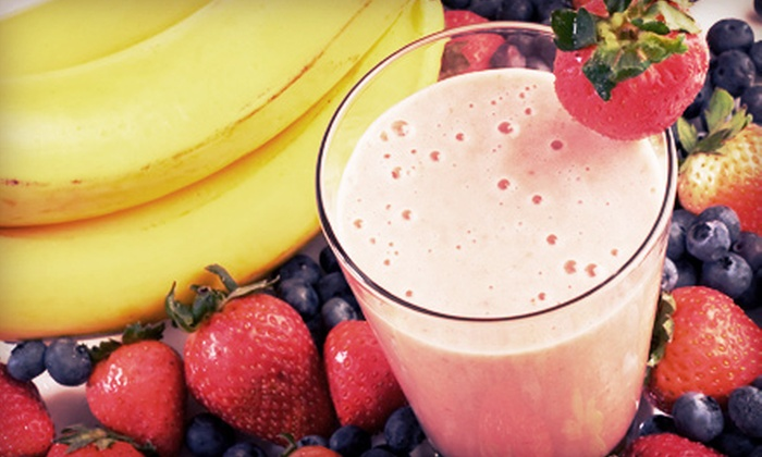 Froots - Promenade West: Two or Four Regular Smoothies at Froots (Half Off)