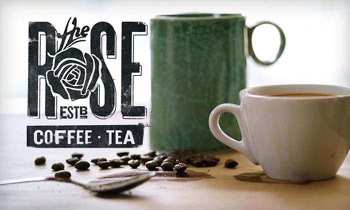 The Rose Establishment - Rio Grande: $10 for $20 Worth of Coffee, Tea, and Café Fare at The Rose Establishment