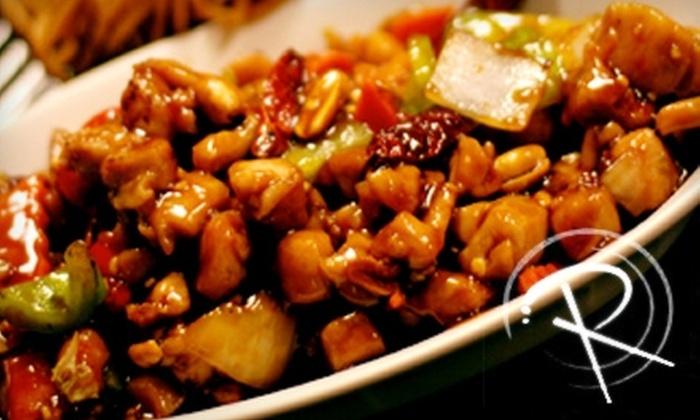 Red Velvet Asian Cafe - San Juan Capistrano: $8 for $16 Worth of Asian Cuisine and Drinks at Red Velvet Asian Cafe