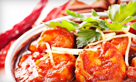 $20 Groupon to Viceroy of India - Viceroy of India in Chicago