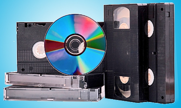 FilmTransfer.com - Lewisville Valley: $40 for $100 Worth of Film, Video, and Slide Transfers from FilmTransfer.com