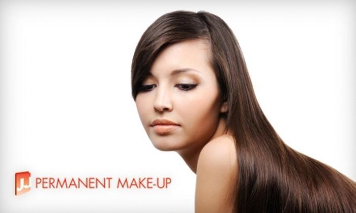 JJ Permanent Make-Up - New York City: $75 for Diamond Set Eyelash Extension at JJ Permanent Make-Up ($150 Value)