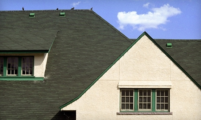 Fleming's Home Services - Central Business District: $150 for $300 Worth of Roof-Cleaning Services from Fleming's Home Services