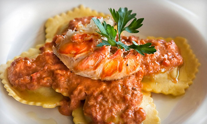 Il Corso Trattoria - Coral Gables: $20 for $40 Worth of Italian Fare and Drinks at Il Corso Trattoria in Coral Gables