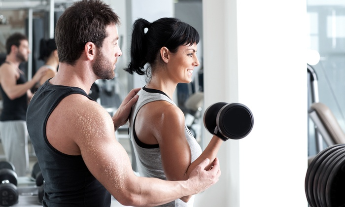 Gym Uptown - Uptown: $49 for One-Month Membership, Group Classes, and Personal-Training Session at Gym Uptown ($205 Value)
