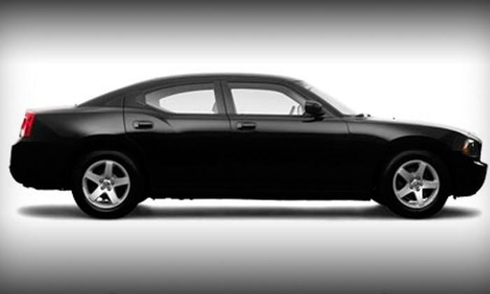 Thrifty Car Rental - Multiple Locations: Car-Rental Services from Thrifty Car Rental. Two Options Available.