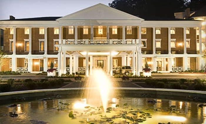Bedford Springs Old Course - Bedford: $299 for Golf for Four at the Bedford Springs Old Course (Up to $630 Value) in Bedford