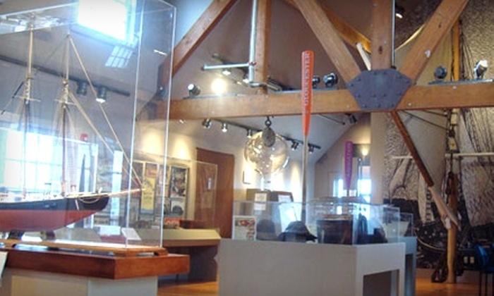 Gloucester Maritime Heritage Center - Gloucester: $6 for a Family Pass to Gloucester Maritime Heritage Center in Gloucester ($12 Value)